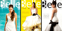 Belle Magazine Covers