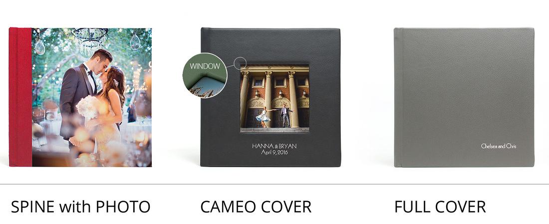 Album Cover Options